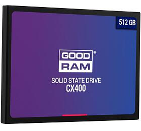 GOODRAM SATA III CX400, Solid State Drive 512GB