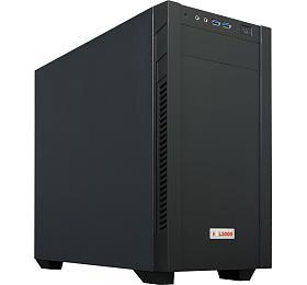 HAL3000 Online Gamer Elite / AMD Ryzen 5 2600/ 8GB/ GTX 1660 Ti/ 480GB SSD + 1TB HDD/ W10