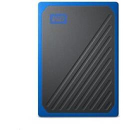 SanDisk externí SSD 500GB MyPassport Go, USB 3.0 modrá