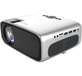 Philips NeoPix PRIME NPX540, LED, 3500 LED Lumenů, Full HD, WiFi, Bluetooth, repro