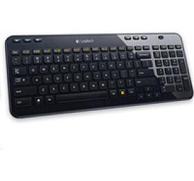 Logitech Wireless Keyboard Unifying K360, CZ/SK