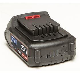 Scheppach ABP2.0-20Li, 20V lithium iontová baterie 2Ah