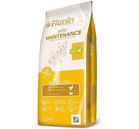 Fitmin dog mini maintenance - 1,5kg