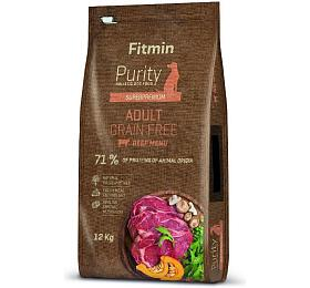 Fitmin dog Purity GFAdult Beef -12 kg