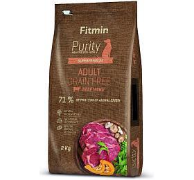 Fitmin dog Purity GFAdult Beef -2 kg