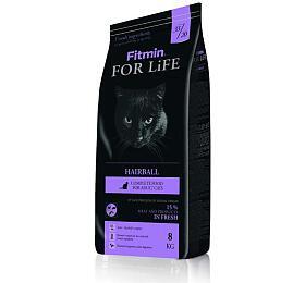 Fitmin cat For Life Hairball -1,8 kg