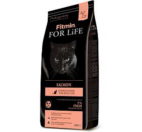 Fitmin cat For Life Salmon -400 g
