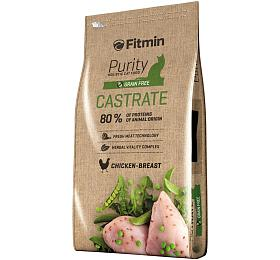 Fitmin cat Purity Castrate -400 g