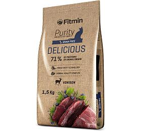 Fitmin cat Purity Delicious -1,5 kg