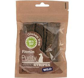 Fitmin dog Purity Snax STRIPES wild 5ks