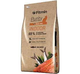 Fitmin cat Purity Indoor -1,5 kg