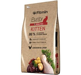 Fitmin cat Purity Kitten - 1,5 kg