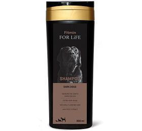 FFL Shampoo Dark dogs Fitmin