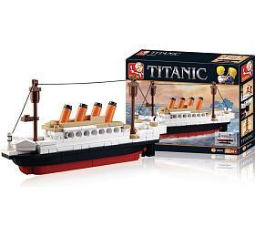 SLUBAN stavebnice Titanic Serie Malý Titanic, 194 dílků