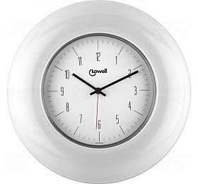 Designové nástěnné hodiny 03300B Lowell 33cm