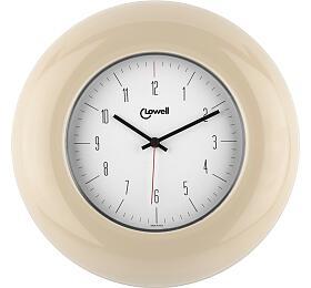Designové nástěnné hodiny 03300C Lowell 33cm