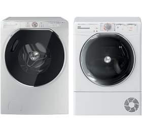 Hoover AXI AWMPD 49LH7 + Sušička prádla Hoover AXI ATD HY10A2TKEX-S