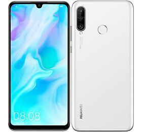 Huawei P30 lite, 4GB/128 GB, Pearl White