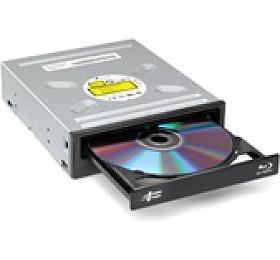LG -interní mechanika BD-Combo/CD-RW/DVD±R/±RW/RAM/M-DISC CH12NS40, Black, box+SW