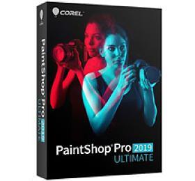 PaintShop Pro 2019 ULTIMATE MLMini Box EN/FR/NL/IT/ES