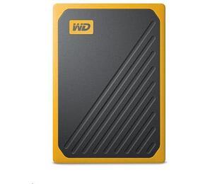 WD MyPassport GOSSD 500GB USB 3.0 žlutá