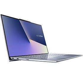 """ASUS UX392FN-AB006R i7-8565U/16GB/512G M.2 SSD/MX150 2GB/13,9"""" IPS FHD lesklý/W10 Pro/stříbrný +2roky NBD ON-SITE"""
