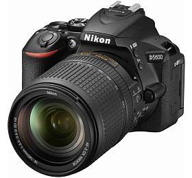 Nikon D5600 Black +18-140 VR