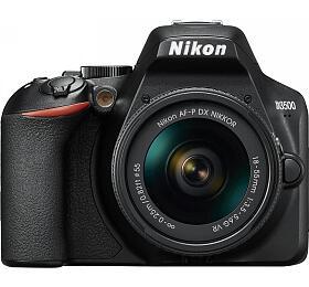 NIKON D3500 Black +18-140 VR