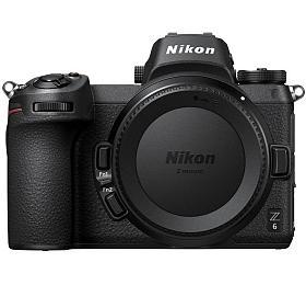 Nikon Z6+ FTZ adaptér -systémový fotoaparát