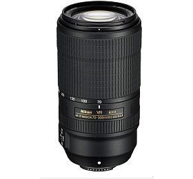 Nikon AF-P FX VR Zoom-Nikkor 70-300mm f/4.5-5.6E ED