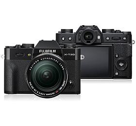 Fujifilm X-T20 +XF18-55 -Black