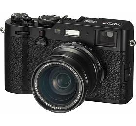 Fujifilm X100F, 24,3 MP - Black