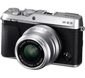 Fujifilm X-E3 + XF23mm - Silver
