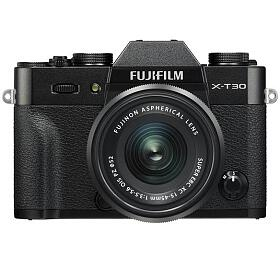 Fujifilm X-T30 - 26,1 MP - Black