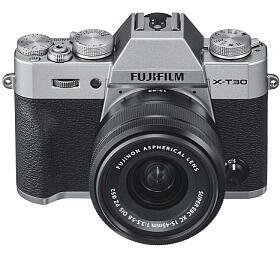 Fujifilm X-T30 +XC15-45 -Silver