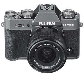Fujifilm X-T30 +XC15-45 -Grey