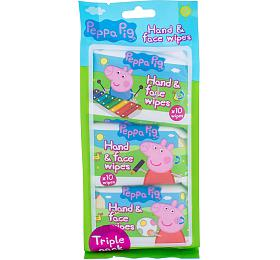 Čisticí ubrousky Peppa Pig Peppa, 30ml