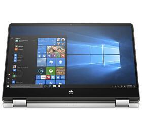 HP Pavilion x360 14-dh0016nc FHD i7-8565U/16GB/512SSD/MX250/2RServis/W10-silver