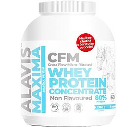 ALAVIS Maxima Whey Protein Concentrate 80% 2200g
