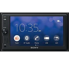 SONY XAV-V10BT Mediální přehrávač s15,7cm desplejem atechnologií Bluetooth
