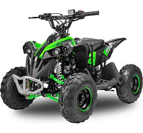 Dětská čtyřkolka 125 ccm Ultimate Renegade zelená Ultimate Racing
