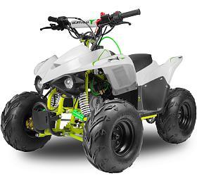 Dětská čtyřkolka 110 ccm Ultimate Buffalo zelená Ultimate Racing