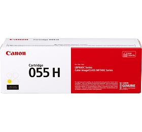 Canon CRG 055 HYellow, 5900 str.