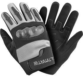 Dětské rukavice Ultimate PRO černá 4-8 let Ultimate Racing