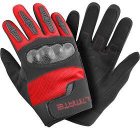 Dětské rukavice Ultimate PRO červená 2-5 let Ultimate Racing