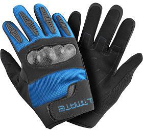 Dětské rukavice Ultimate PRO modrá 8-12 let Ultimate Racing