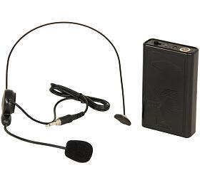 IBIZA PA System PORT15VHF-BT - headset