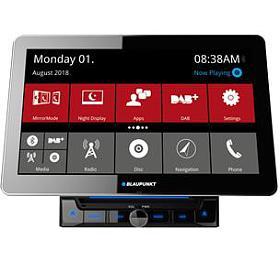 "BLAUPUNKT Rome 990 DAB, Android, DVD/USB/SD/BT, 2DIN, 10"""