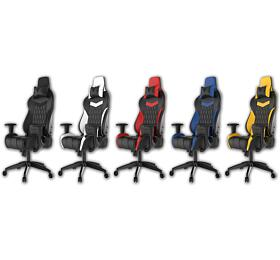 Gamdias Herní židle ACHILLES E2-L Bílá