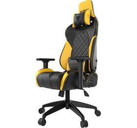 Gamdias Herní židle ACHILLES E1-L Žlutá